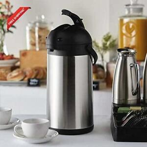 Endless Goodstuff Liter Stainless Steel Lined Airpot With Lever insulated Thermo