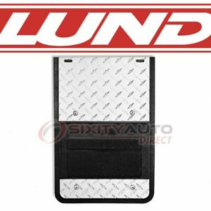 Lund Front Mud Flap For 2003 2010 Dodge Ram 3500 Accessories Fluids Ax