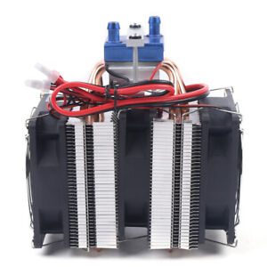 Thermoelectric Cooler Peltier System Water Chiller Semiconductor Refrigeration