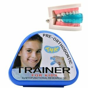 Children Tooth Care Orthodontic Dental Supplies Appliance Trainer Kids Straight