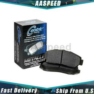 1x Disc Brake Pad Set Rear Centric Parts For 2008 2012 Jeep Liberty