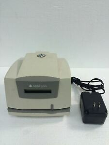 Pyramid Technologies Model 3500 Time Clock no Key Power Tested Free Shipping