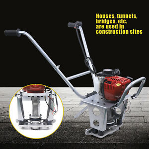 4 stroke Wet Concrete Vibrating Machine Cement Power Screed without Ruler