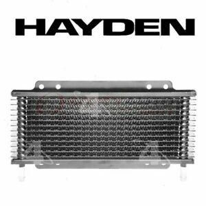 Hayden Automatic Transmission Oil Cooler For 1960 1969 Chevrolet Corvair Jt
