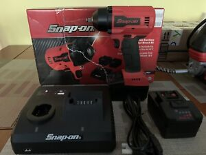 Snap On Ct9010 18v Monsterlithium Cordless Brushless 3 8 Drive Impact Wrench