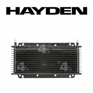 Hayden Automatic Transmission Oil Cooler For 1984 2009 Toyota 4runner Ac