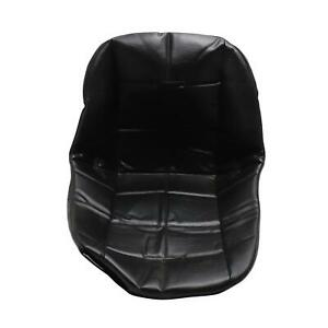 Empi 62 2408 Poly Low Back Bucket Seat Cover Black Square Pattern