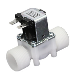 12v 3 4 0 8mpa Bbsp Plastic Electric Solenoid Valve Magnetic Water Air Nc