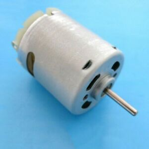 12v 22800 Rpm High speed Large Torque 365 Micro Dc Motor For Diy Toy Hobby G