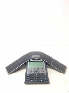 Cisco Cp 7937g Unified Voip Ip Conference Telephone Working Free Ship