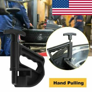 Us Car Truck Tire Changer Bead Clamp Drop Center Hand Tool Wheel Rim Pry Removal