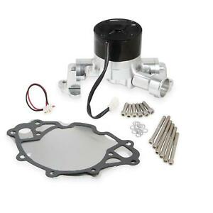 Mr Gasket 7024g Electric Water Pump Sbf 35 Gpm Polished