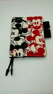 Used Hobonichi Techo Cover 2012 Mickey Mouse From Japan