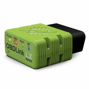 Obdlink 427201 Lx Bluetooth Scantool For Pc Android Free Software Obdlink App