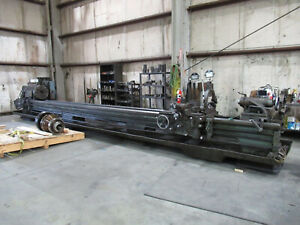 Monarch 22 X 288 Engine Lathe Retail 75 000 Make Offer Lots Of Extras