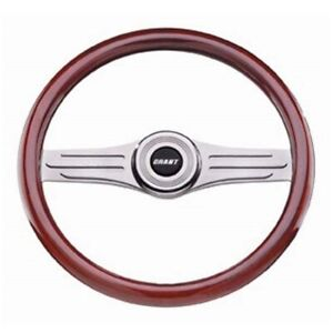 Grant 15872 Heritage Collection Deluxe Steering Wheel 14 3 4 Mahogany