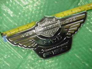 Ford Harley Davidson 2003 Supercharged F 150 Hood Ornament