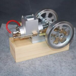 Yamix Horizontal Gas Engine Model With Hand Start Device Metal Hit And Miss Eng