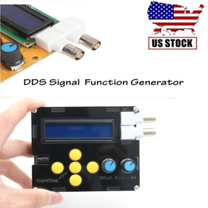 Signal Function Generator Dds Wave Sine Module Square Triangle Wide Frequency