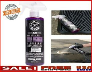 Chemical Guys Cld_700_16 Floor Mat Cleaner And Protectant Mat Renew Rubber Vinyl