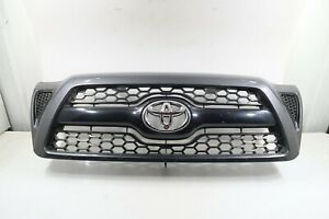 Genuine Oem 2005 2011 Toyota Tacoma Front Grille With Emblem 53100 04420 Fits 2009 Toyota Tacoma