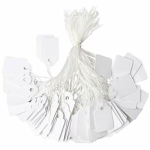 500 Pieces Jewelry Price Tags Marking Tags Clothing Display Tag Paper Price