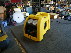 Fluoro Tech Stinger 2000 Oilless Commercial Refrigerant Recovery Unit