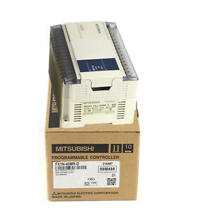 New Mitsubishi Plc Fx1n 40mr d Programmable Logic Controller Relay
