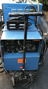 Miller Dialarc Hf Welder W Pedal All Cables Coolmate 3 5