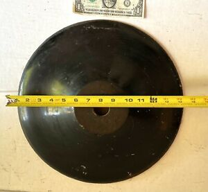 Stand Base Candy Mint Gumball Type Machine Dispenser Coin op 14 1 1 4 Heavy