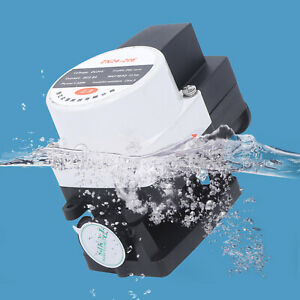 Automatic Boost Water Pressure Pump Electric Water Booster Pump Water Heater 68w