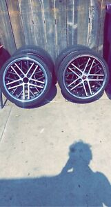 19 Inch Rims And Tires