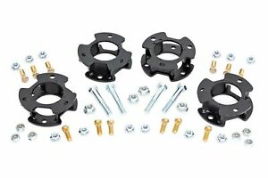 Rough Country 2 Lift Kit For 2021 Ford Bronco 4wd 40400