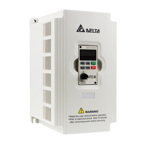 New In Box Delta Vfd015m21a Frequency Converter 1 5kw 230v