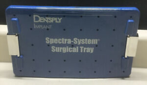 Dentsply Implant Spectra system Surgical Tray Dental