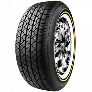 1 Vogue Custom Built Radial Wide Trac Touring Tyre Ii 23560r16 Tires 235 60 Fits 23560r16