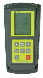 Test Products Intl 712 Combustion Flue Gas Analyzer