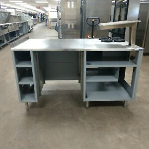 Counter Used 72 Register W 4 Cup Dispensers