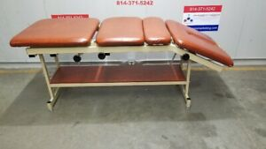 Chattanooga Triton Trf 24 Traction Table