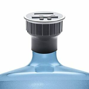Digital Coin Counter Bottle Top Fits 5 Gallon Water Jugs And All Bottles With