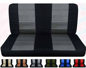 Car Seat Covers Fits Ford F100 Pickup 1953 To 1978 Front Bench 25 Colors