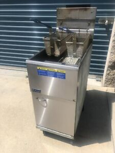 Pitco Commercial Gas Fryer