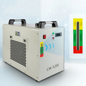 Industrial Water Chiller 6l Small Water Cooling Equipment For Laser Engraving