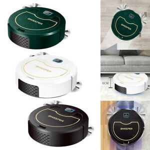 Smart Intelligent Floor Cleaning Sweeping Machines Automatic Vacuum Cleaners