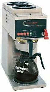 New Grindmaster B 3 Commercial Automatic Decanter Coffee Brewer Maker