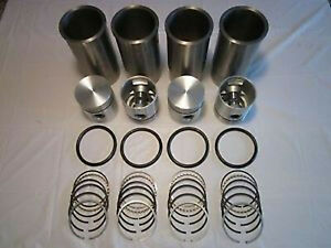 New J I Case C And D Series Sleeve And Piston Kits Dc Cc Tractor Parts Cnh Ih