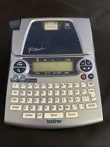 Brother P touch Model Pt 1880 Label Maker