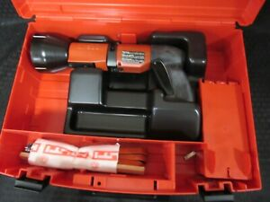 Hilti Powder actuated Tool Brand New Including Case Part dx600n