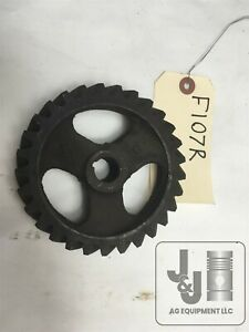 Genuine Used John Deere G 70 Tractor Governor Drive Gear F107r