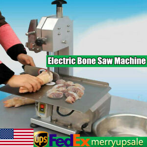 Electric Bone Sawing Machine Meat Grinder For Cutting Bone Ribs Frozen Meat 650w